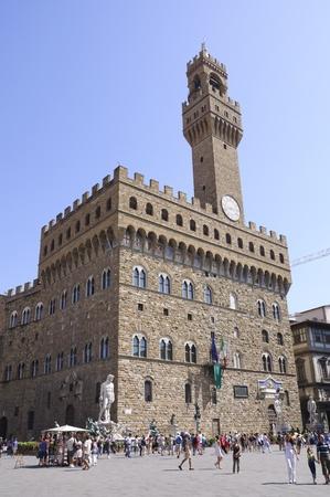 Piazza della Signoria - Florence, Italy