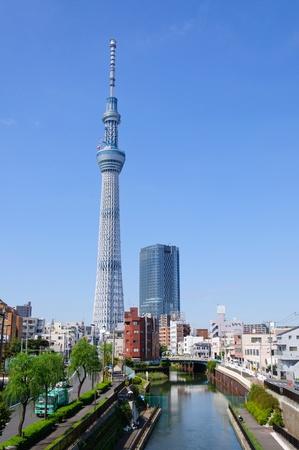 Tokyo Sky Tree Standard-Bild - 10801511