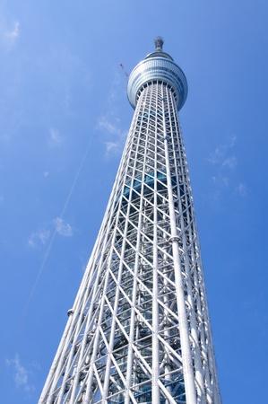 Tokyo Sky Tree Lizenzfreie Bilder - 10801512
