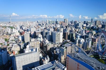 Tokyo Sky Tree und Downtown