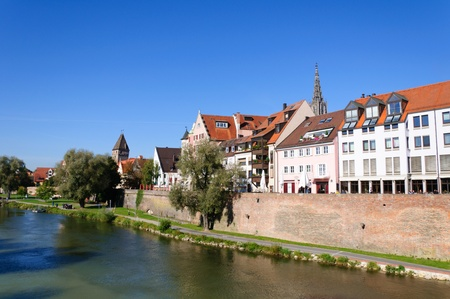 Old Town of Ulm, Germany photo