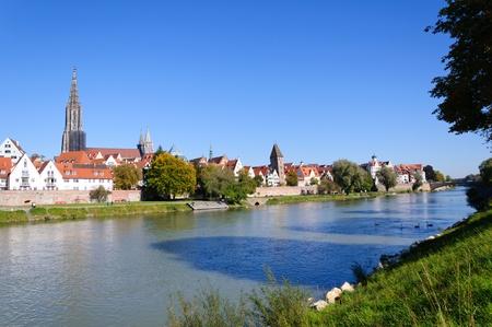 Altstadt von Ulm, Deutschland