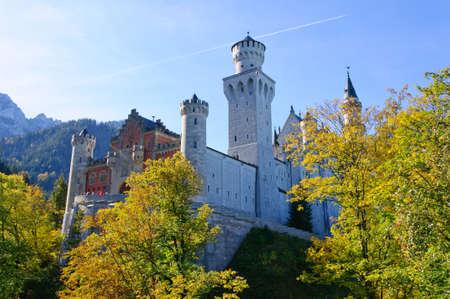 schwangau: Castle Neuschwanstein