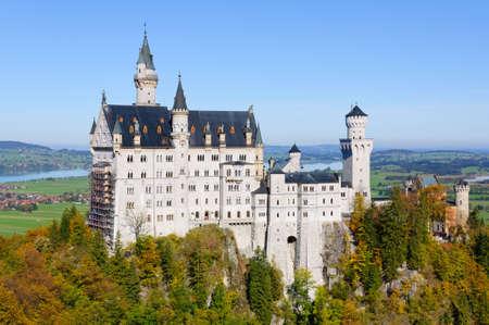 Schloss Neuschwanstein Editorial