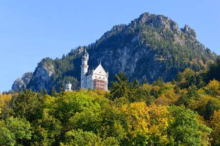 neuschwanstein: Castle Neuschwanstein  Editorial