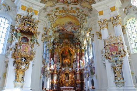 Pilgrimage Church of Wies Editorial