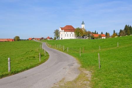 pilgrimage: Pilgrimage Church of Wies Editorial