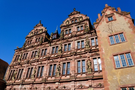 Heidelberg Castle in Germany photo