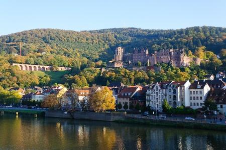 Heidelberg Castle in Germany 版權商用圖片