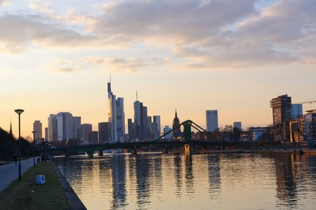 Frankfurt am Main, Germany  Stock Photo - 13072100