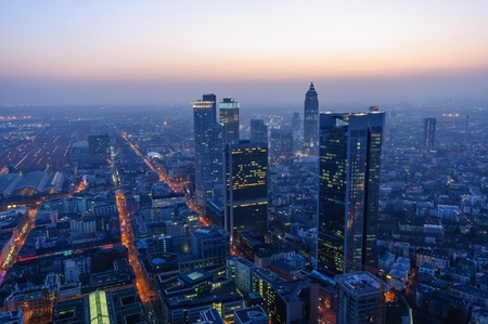 Frankfurt am Main, Germany  Stock Photo - 13064649