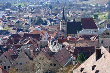Kronach, Germany Stock Photo - 13733987
