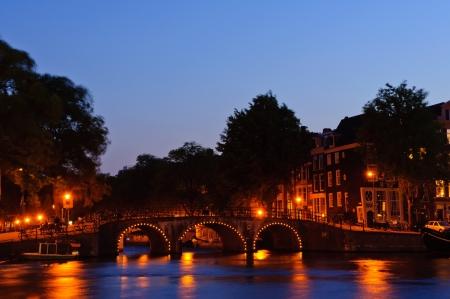 Amsterdam, Niederlande Lizenzfreie Bilder