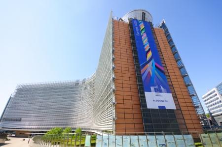 headquarter: Headquarter of European Union in Brussels, Belgium