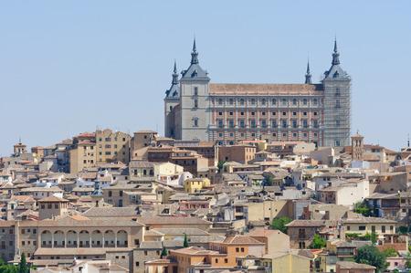 Die historische Stadt Toledo in Spanien Standard-Bild - 29669683