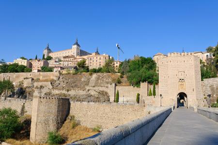 Die historische Stadt Toledo in Spanien Standard-Bild - 29669691