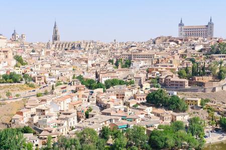 Die historische Stadt Toledo in Spanien Standard-Bild - 29775943