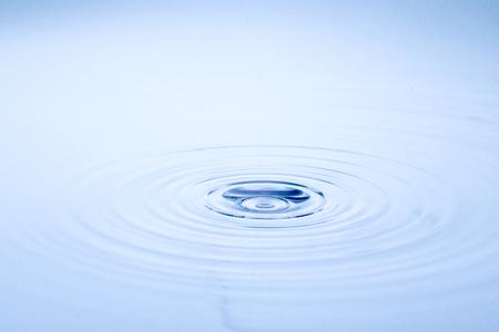 ondulation de l'eau Banque d'images