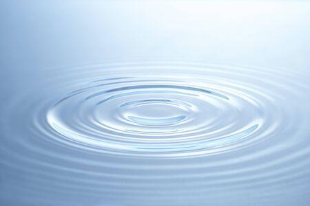 ondulation de l'eau