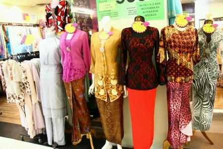 マレーシアの伝統的な服