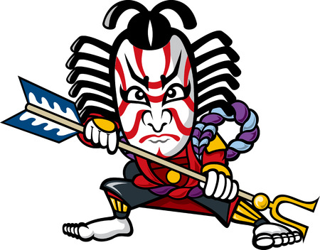 kabuki in Japanese