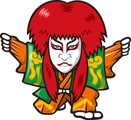 kabuki: kabuki in Japanese