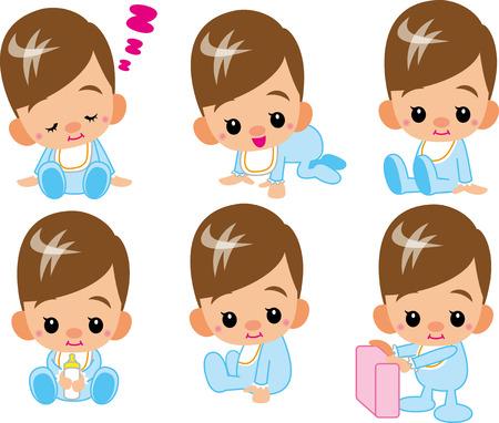 赤ちゃん 写真素材 - 24149431