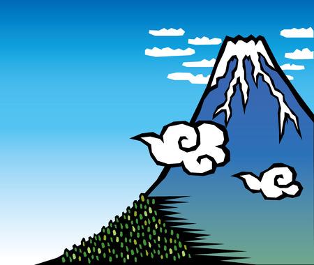 fuji: Mt  Fuji