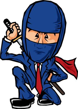 yale: Ninja salaryman