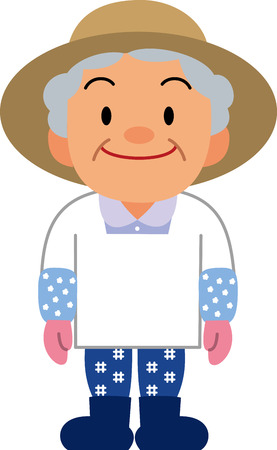 La tía de los agricultores