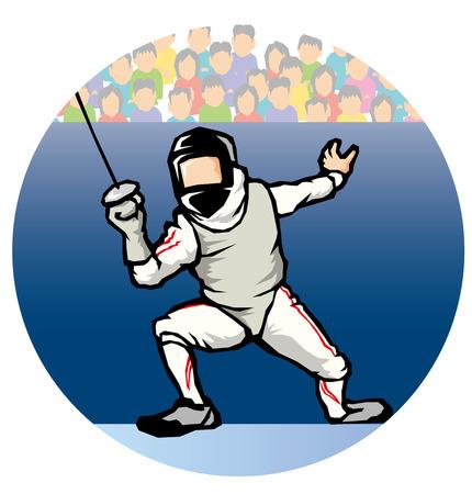 piste: Fencing image