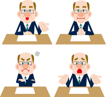 commentary: Emotions of businessman