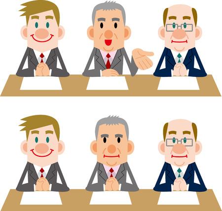 Interviewer Vectores