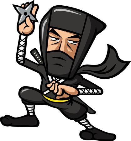 assassin: Ninja Illustration