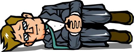 struggling: Motivation no businessman
