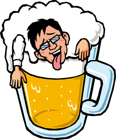 laughs: People drunk on liquor