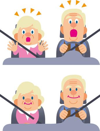 the motorists: Motorists of the elderly