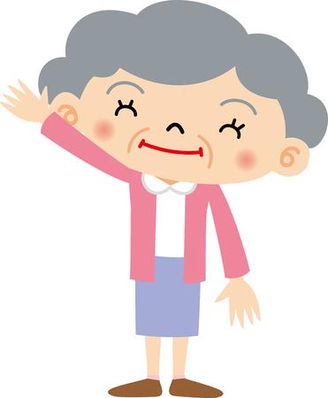 giggle: Grandmother