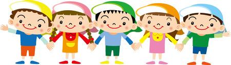 幼稚園生 写真素材 - 66002743