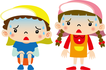 arme kinder: Arme Kinder von körperlicher Verfassung