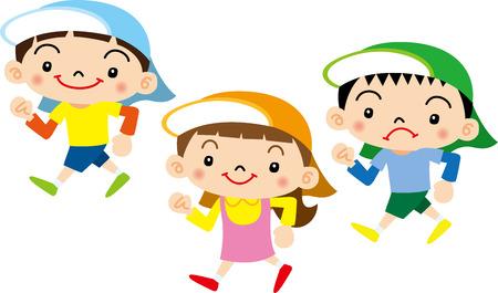 preschool child: Kindergarten pupil