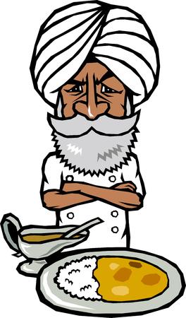 India y el curry