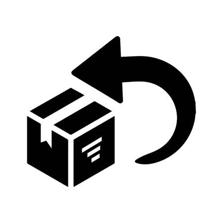 Gut organisierte und vollständig bearbeitbare Box, Lieferung, einfache Rückgabe, Rückgabesymbol für jede Verwendung wie Printmedien, Web, kommerzielle Nutzung oder jede Art von Designprojekt. Ich hoffe, dieses Symbol hilft Ihnen. Danke, dass du es benutzt hast.