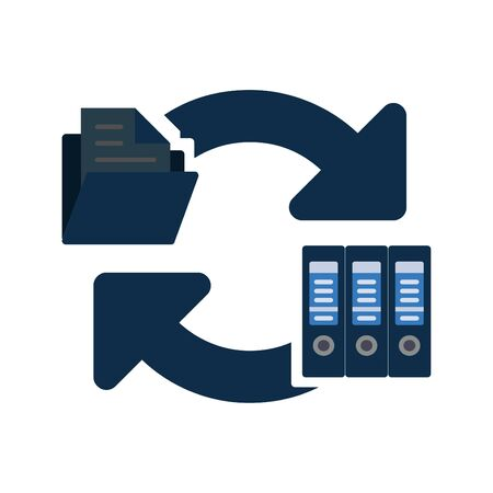 Beautiful, meticulously designed File transfer Icon / Data transfer. Perfect for use in designing and developing websites, printed files and presentations, Promotional Materials, Illustrations or Infographic or any type of design projects.