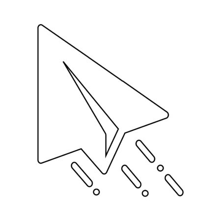 Well organized and fully editable Paper made airplane, plane, aeroplane Icon for any use like print media, web, commercial use or any kind of design project. Hope this icon help you. Thanks for using it.