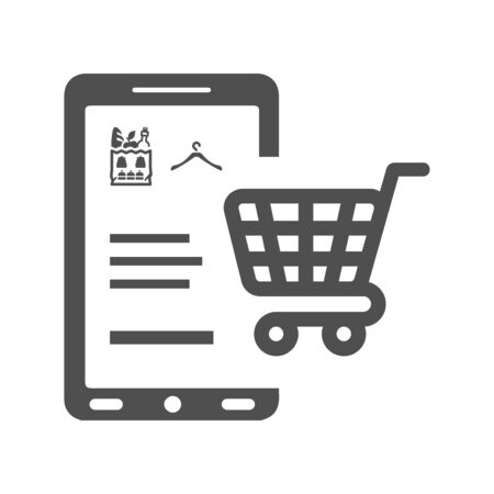 Well organized and fully editable Mobile Shopping Icon for any use like print media, web, commercial use or any kind of design project. Hope this icon help you. Thanks for using it.