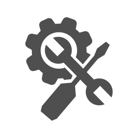 Well organized and fully editable Setings Icon for any use like print media, web, commercial use or any kind of design project. Hope this icon help you. Thanks for using it. Ilustracja