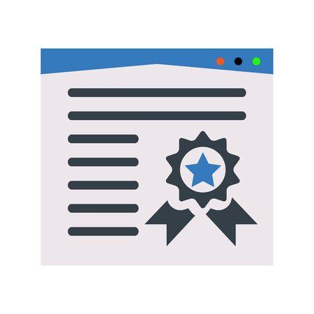 Bookmark icon Ilustrace