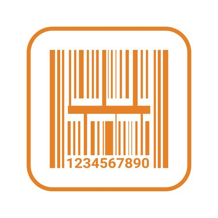 Beautiful, meticulously designed Bar, bar code, code icon, or code. Perfect for use in designing and developing websites, printed files and presentations, stock images, Promotional Materials, Illustrations or Info graphic or any type of design projects.