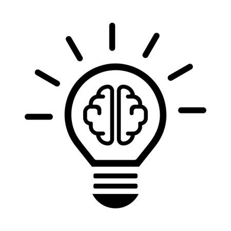 Brainstorming, creative idea icon. Beautiful design and fully editable vector for commercial, print media, web or any type of design projects.